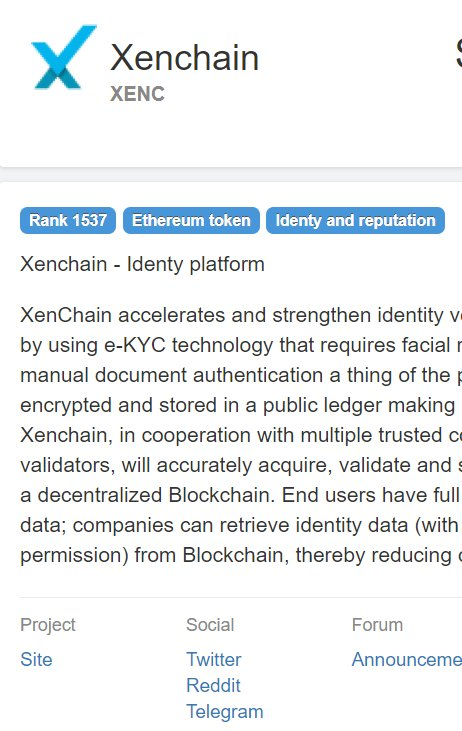 Xenchain xenchain twitter 1 reply 3 retweets 11 likes publicscrutiny Choice Image