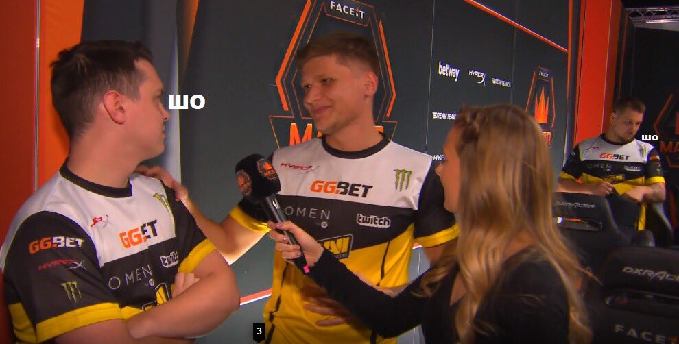 Find a girl that looks at you like s1mple looks at electronic