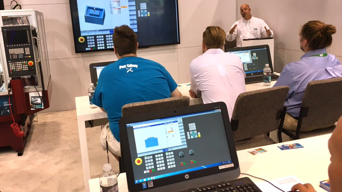 Admirable Siemens Cnc Usa On Twitter Another Full House In Our Download Free Architecture Designs Scobabritishbridgeorg