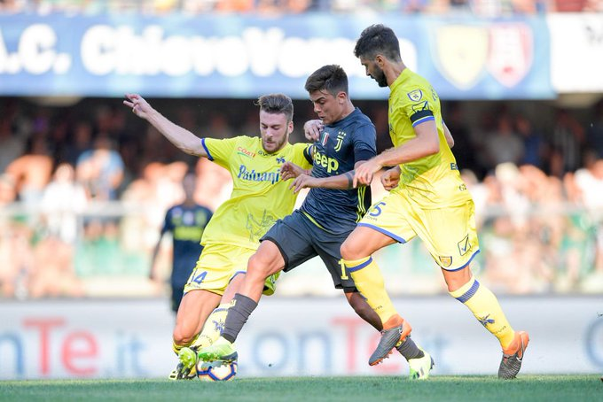 Chievo are now on MINUS points in Serie A. They were found to have inflated the value of some transfer Full story: Foto