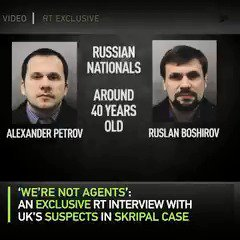 Framed tourists?  FULL INTERVIEW: 5GMT on https://t.co/3vDnGyTsS7  #Skripal  https://t.co/gU3CrrZrJC https://t.co/ZaJTaNyIGf