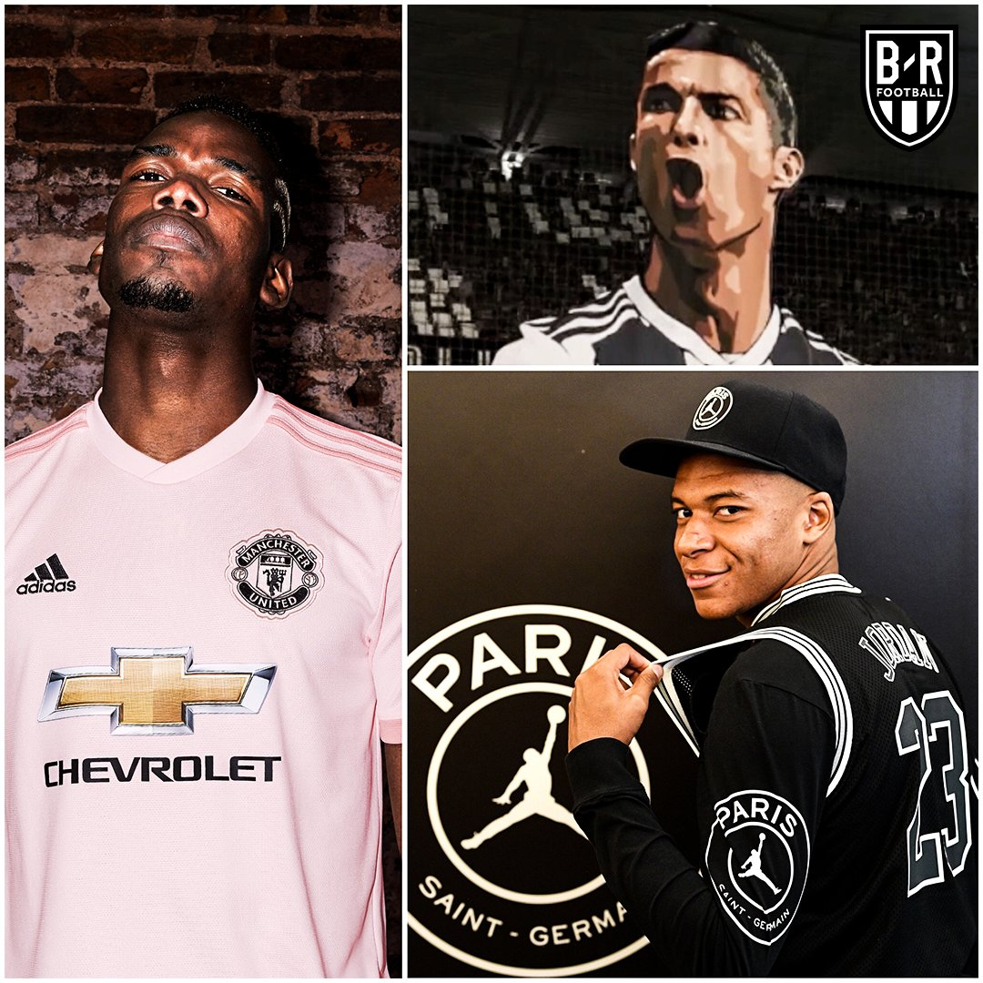 —PSG x @Jumpman23 —Manchester United away —FIFA 19 demo All out today 🤑
