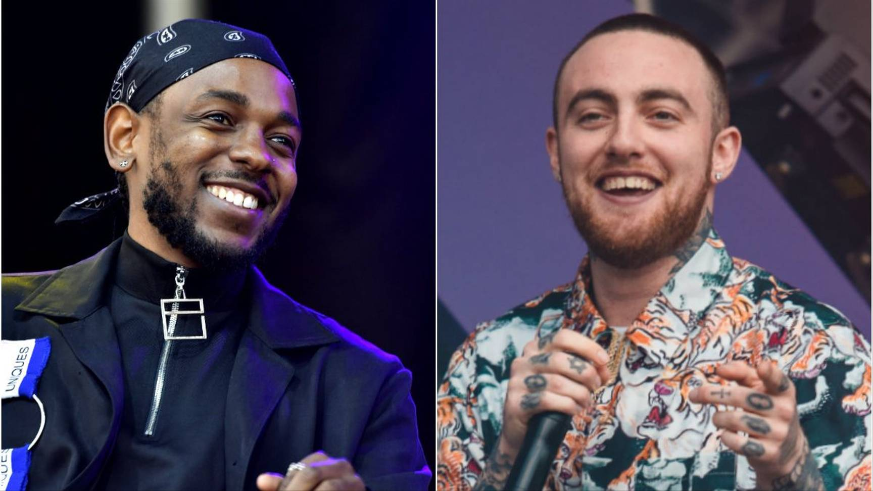 Kendrick Lamar pays tribute to Mac Miller's life, music, and contagious smile: https://t.co/r6I5FsBJwS https://t.co/KyqUO4Pm6r