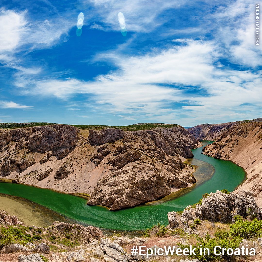 EPIC CONTEST  Who wants to visit beautiful Croatia? Just click  https:// bit.ly/2x3Xe3v     and choose 7 of 218 experiences, create your Croatian bucket list and share it so your friends can vote for you. Good luck and see you in Croatia! #EpicWeek #CroatiaFullOfLife<br>http://pic.twitter.com/wV7xZZieeL