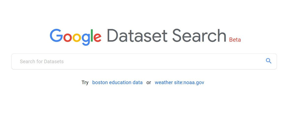 Googlescholar hashtag on twitter similar to how googlescholar works dataset search lets you find datasets wherever theyre hosted in top 10 ddj googleai httpsbuff2mrlcbf stopboris Choice Image