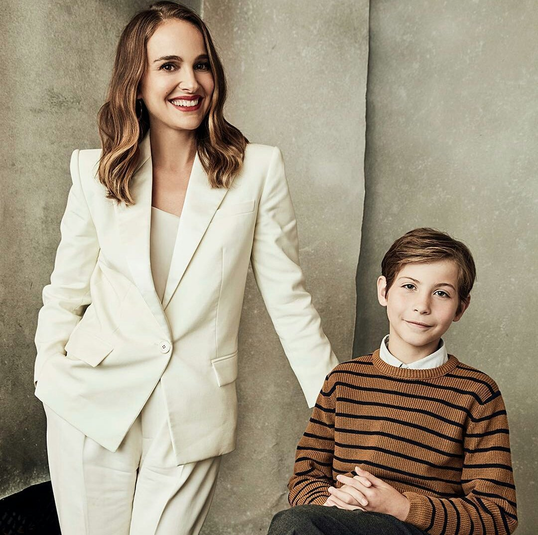 Natalie and Jacob Tremblay for Variety (2018)