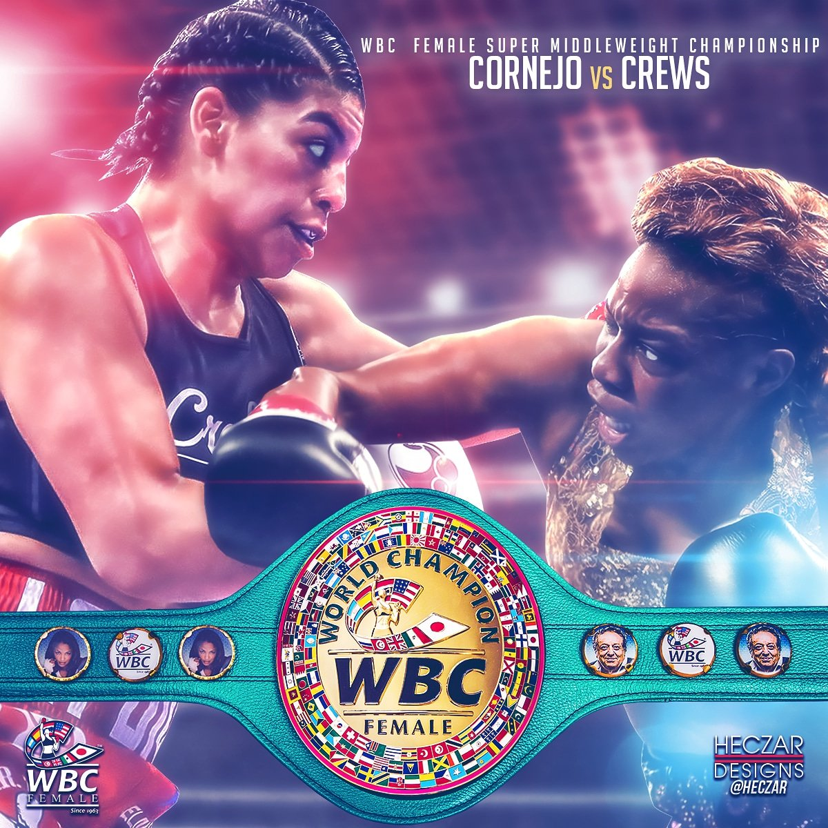 List of WBC female world champions