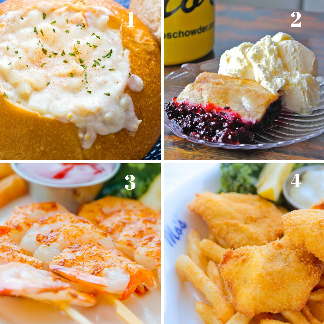 Mo's Seafood and Chowder – The Home of Mo's World Famous Clam Chowder