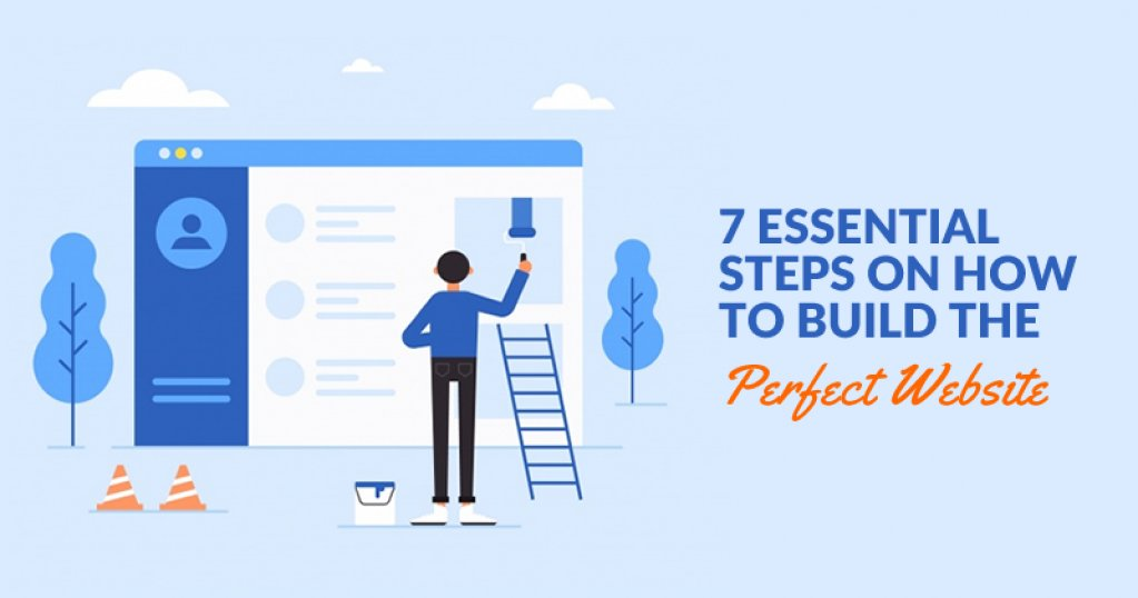 7 Essential to #Build the #Perfect #Website https://t.co/Y3AH3iZSsV https://t.co/Bydtplg4Bo
