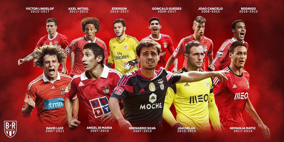Benfica produce 🔥