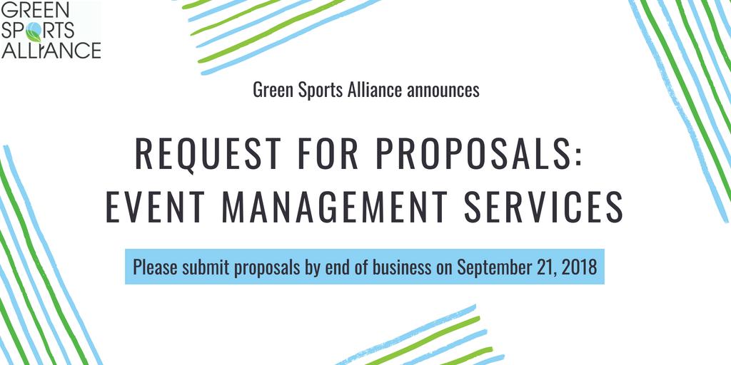 Green Sports Alliance on Twitter: