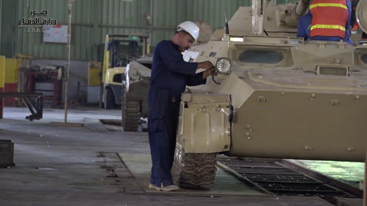اعاده تأهيل وتصليح معدات واسلحه الجيش العراقي .......متجدد Dm_cqsJXoAAtFjl
