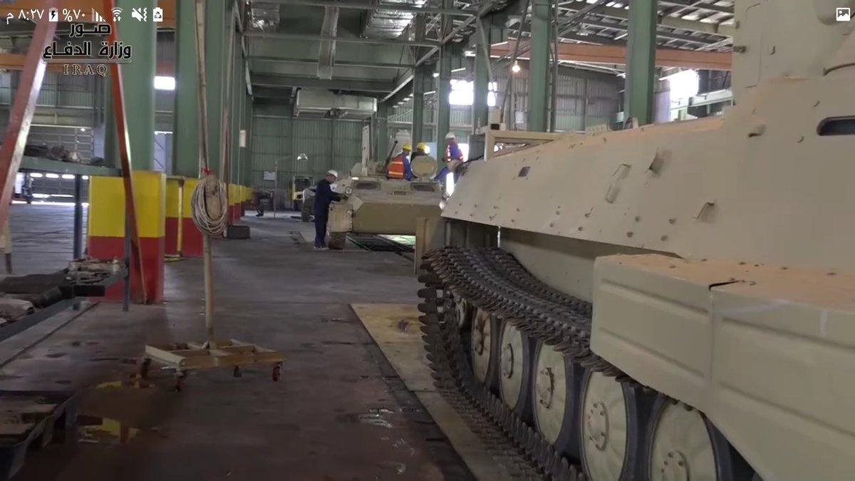 اعاده تأهيل وتصليح معدات واسلحه الجيش العراقي .......متجدد Dm_cs67WsAAdqZS