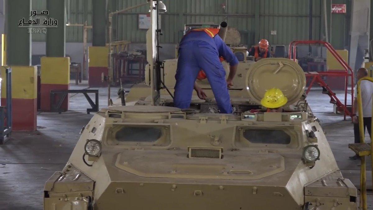 اعاده تأهيل وتصليح معدات واسلحه الجيش العراقي .......متجدد Dm_cuYIW0AAk79A