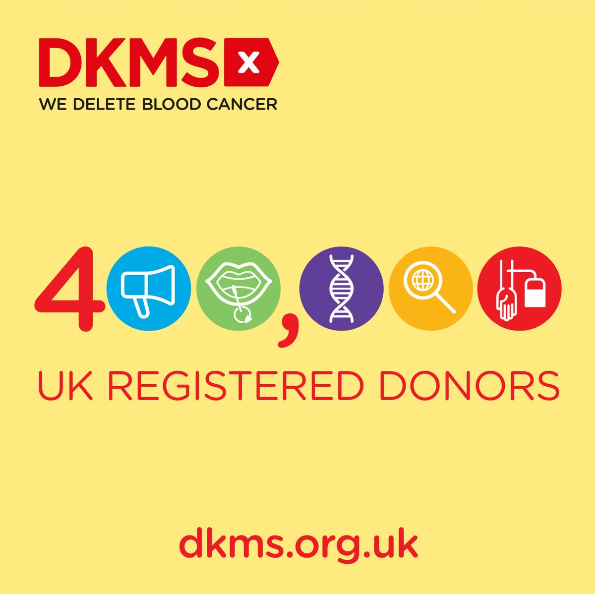 DKMS UK on Twitter:
