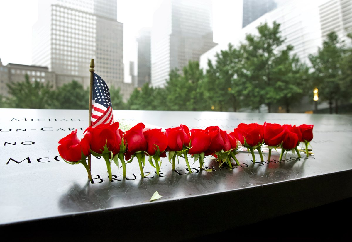 Honoring the 2,983 people killed in the 2001 and 1993 attacks on the World Trade Center is at the heart of our mission. As a nonprofit, we do not receive any ongoing city, state or federal funding. Learn how you can support the #911Memorial & . #911Museumhttps://t.co/qirExD9FU8