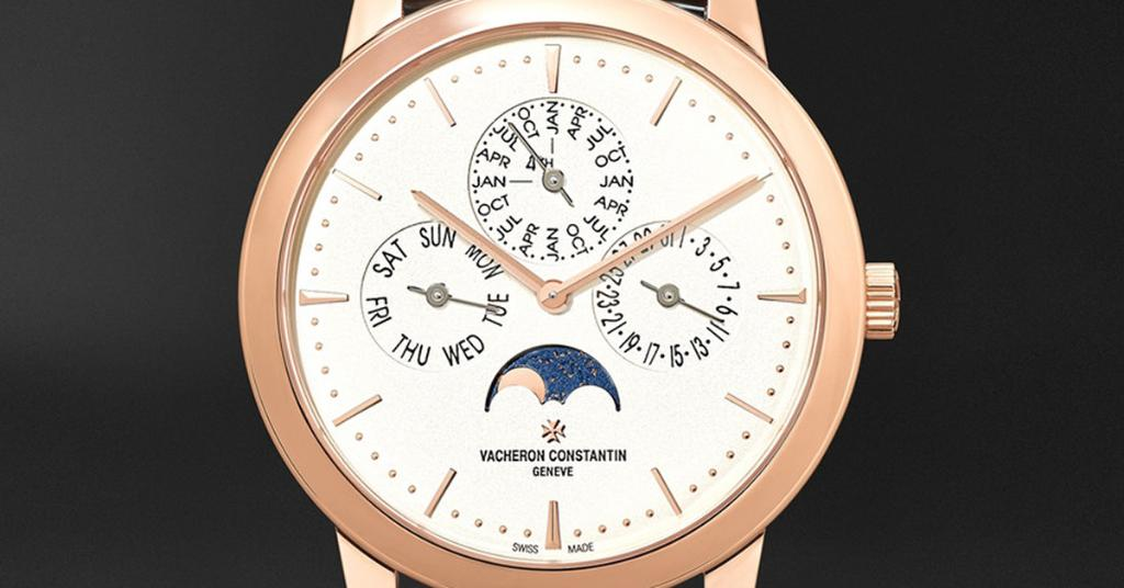 How to wear, @Vacheron1755, the world's oldest watch brand, in a thoroughly modern way: mr-p.co/8Citq8