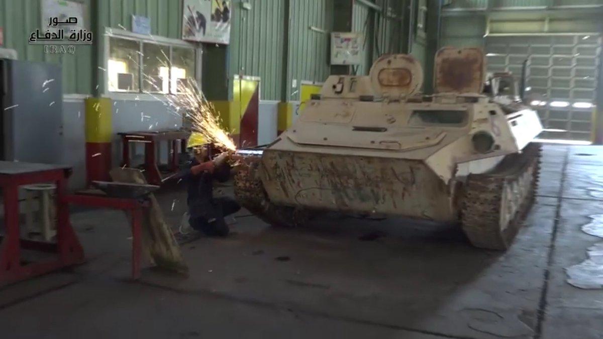 اعاده تأهيل وتصليح معدات واسلحه الجيش العراقي .......متجدد Dm_fLEMWsAA2cas