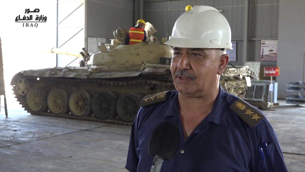 اعاده تأهيل وتصليح معدات واسلحه الجيش العراقي .......متجدد Dm_fOmZWsAABCnH