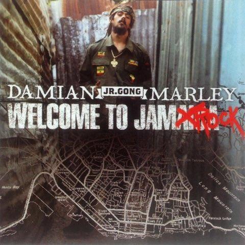13 years ago today. #WelcomeToJamrock #DamianMarley #JrGong #GongZilla