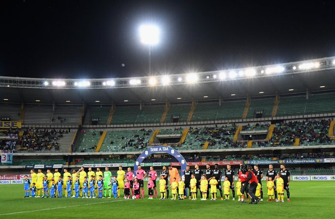 Serie A club Chievo have been deducted three points and fined €200,000 (£180,000) by the Italian FA (FIGC) for false accounting. More: Foto