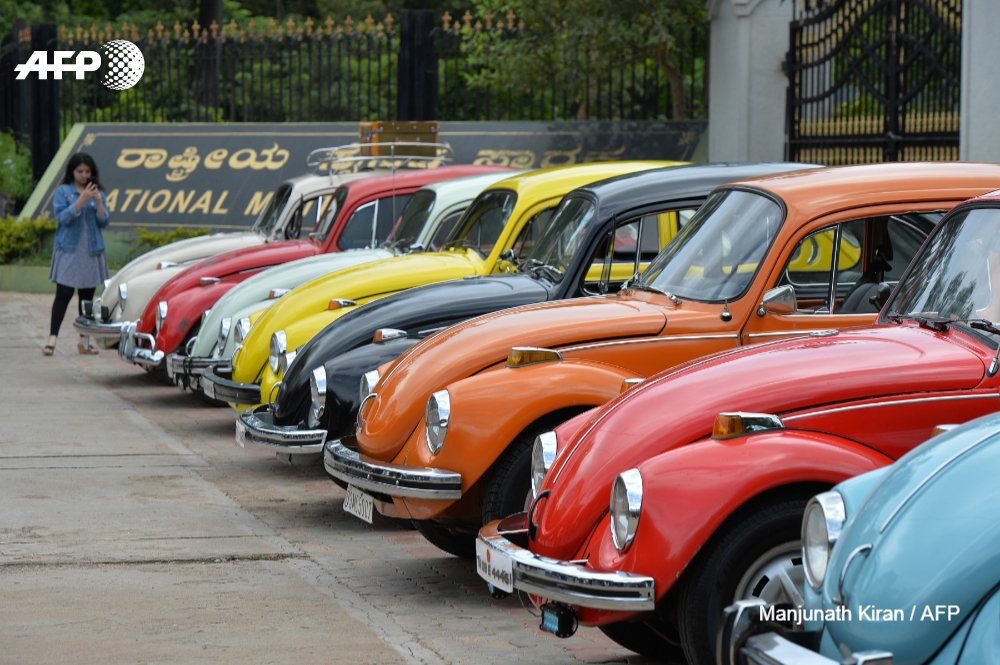 #BREAKING Volkswagen to end iconic 'Beetle' cars in 2019