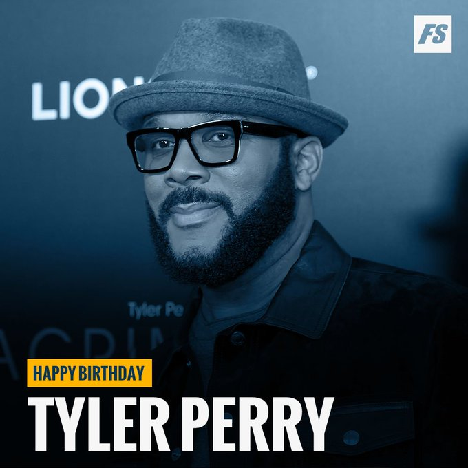 Happy Birthday Tyler Perry!   What\s your favorite Tyler Perry movie?