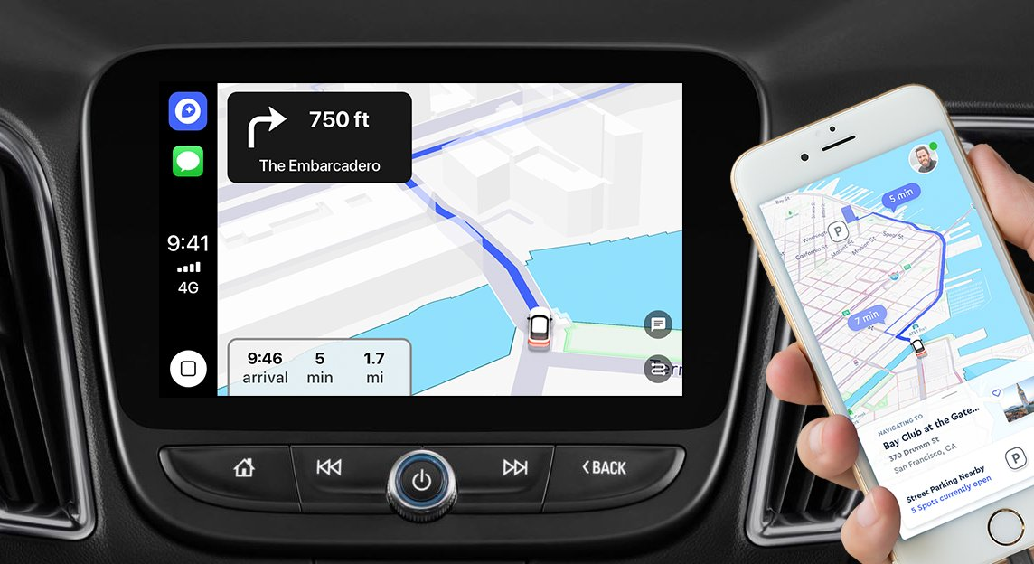 Tomtom On Twitter We At Tomtom Are Excited That Apple Carplay Will