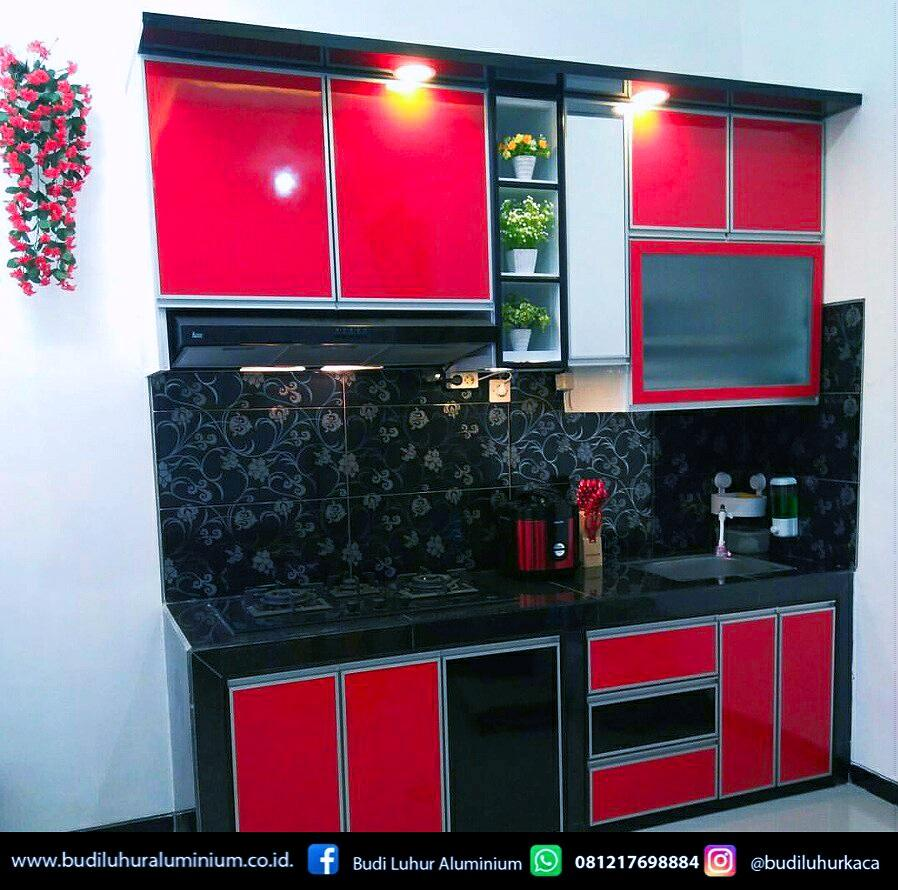Budi Luhur Aluminium Pa Twitter Kitchen Set Aluminium