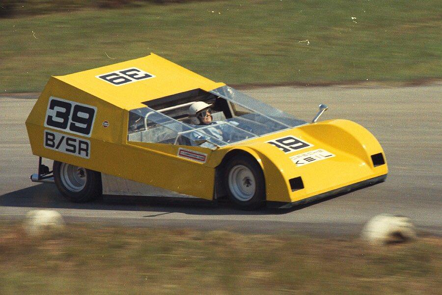幻のレーシングカーについて語る...