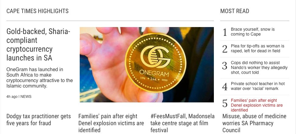 High online counterfeit goods risk, says survey | cape times.