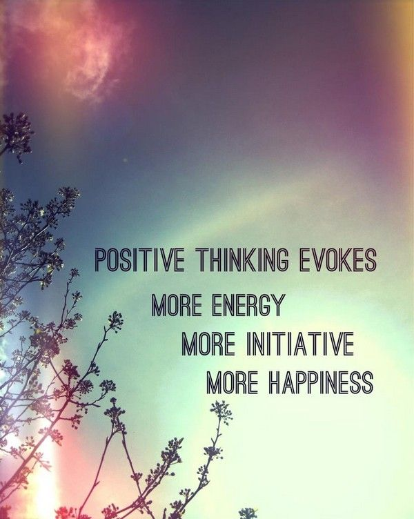 Good Morning Quote On Twitter Positive Thinking Has Many Benefits