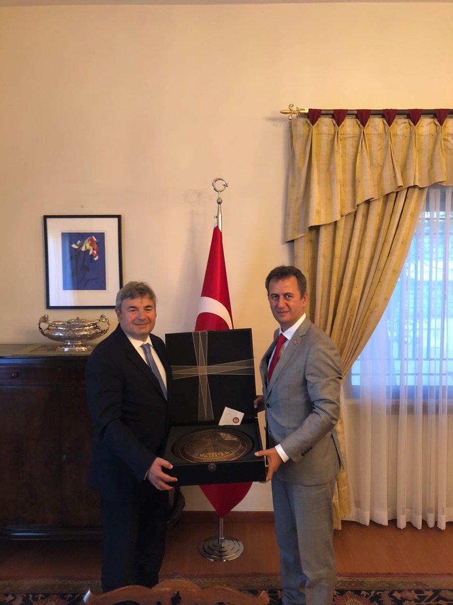 Aselsan  التركية تبحث مع الأردن سبل تعزيز التعاون في مجال الصناعات الدفاعية DmaFyo8XoAEpNtW