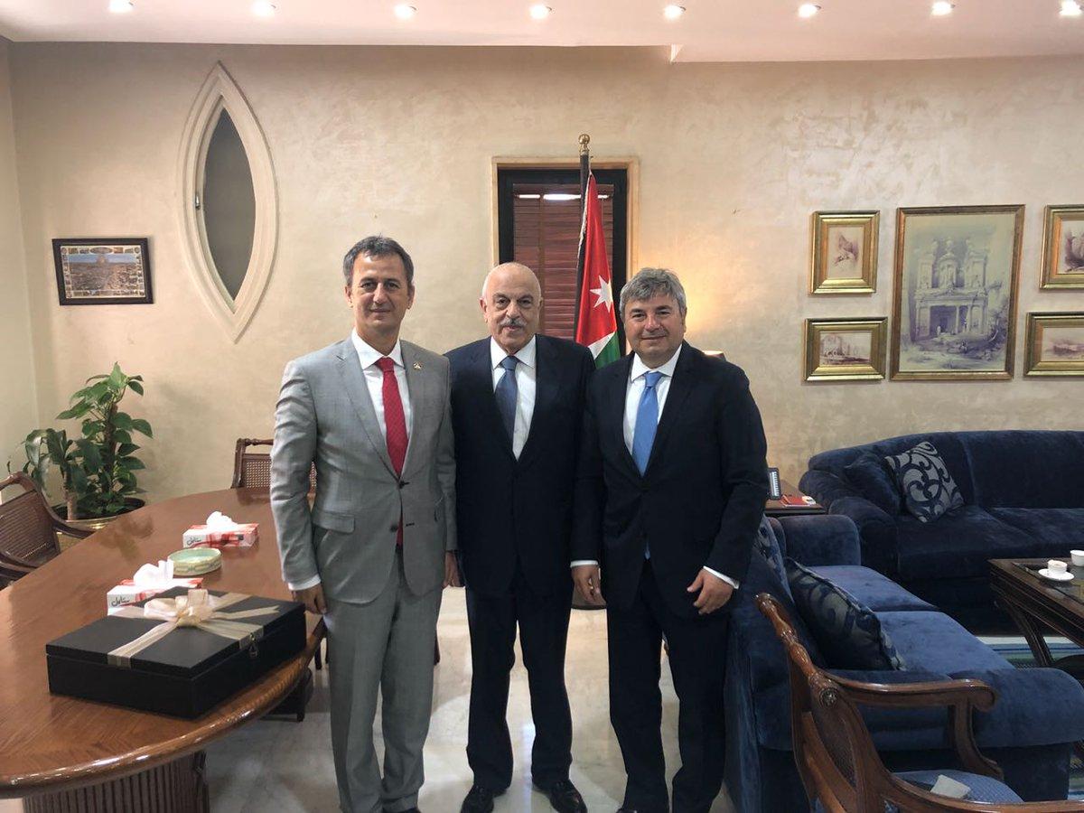 Aselsan  التركية تبحث مع الأردن سبل تعزيز التعاون في مجال الصناعات الدفاعية DmaFyoSWsAAjOZe