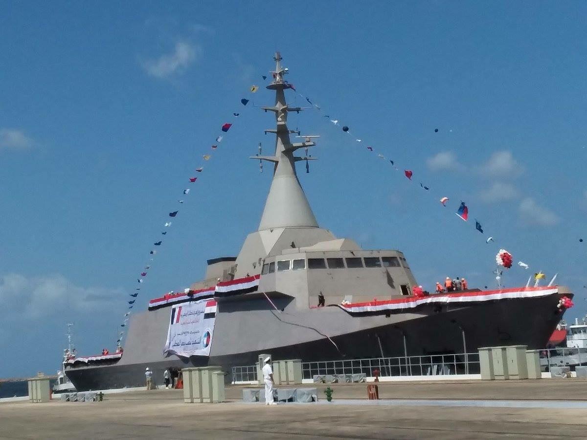كورفيتات Gowind 2500 لصالح البحرية المصرية  - صفحة 2 DmaG3BnXcAAic6D