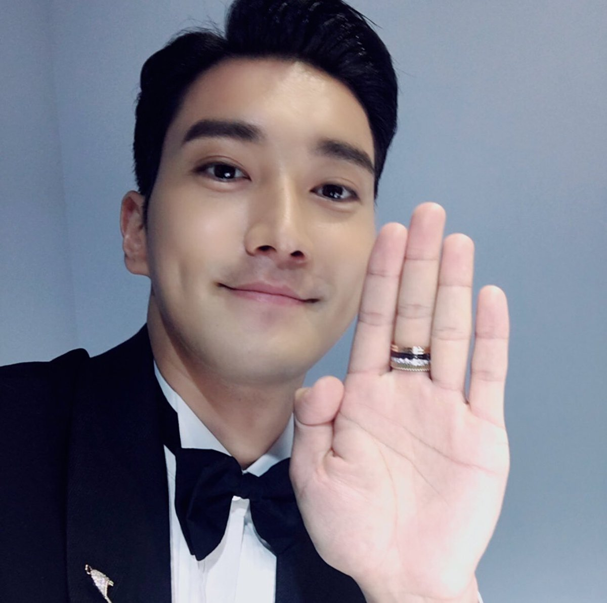 Siwon's selfie at Boucheron Paris Event in Taipei! Credits bellataiwan IG #ChoiSiwon #SiwonChoi #Siwon #최시원 #崔始源 #Boucheron #Siwon407 #始源 #始源欧巴 @siwonchoi
