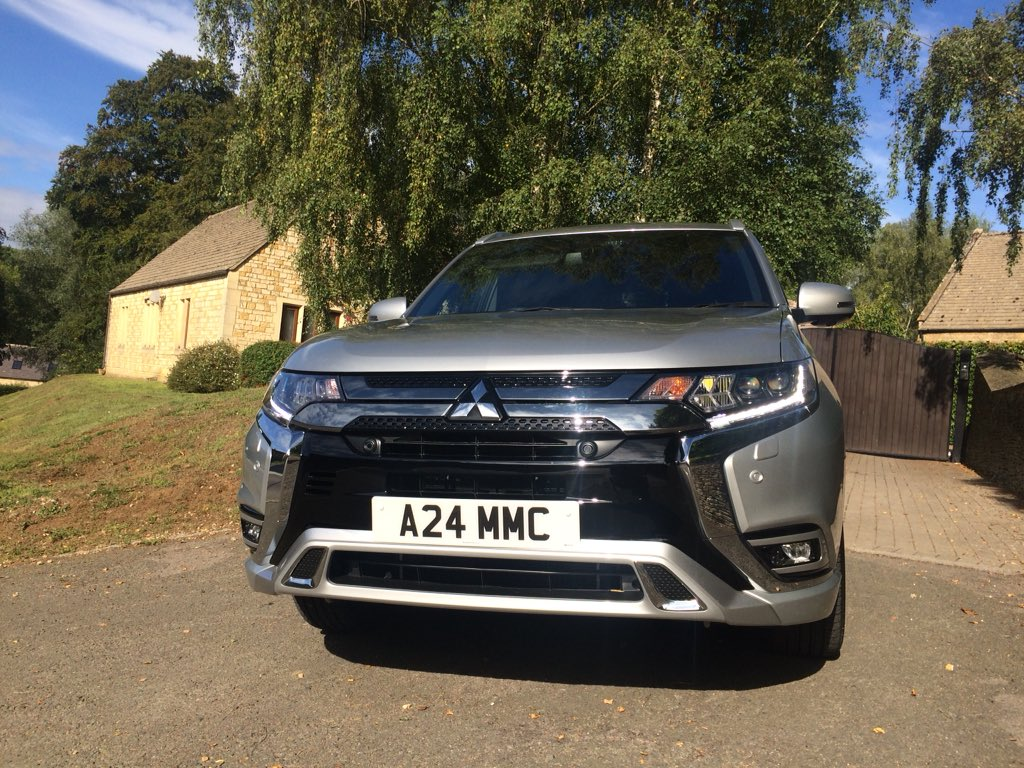 Mitsubishi Outlander Battery