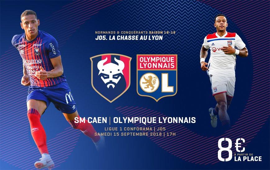 [5e journée de L1] SM Caen 2-2 O Lyon DmaeZtPXgAAOdlb