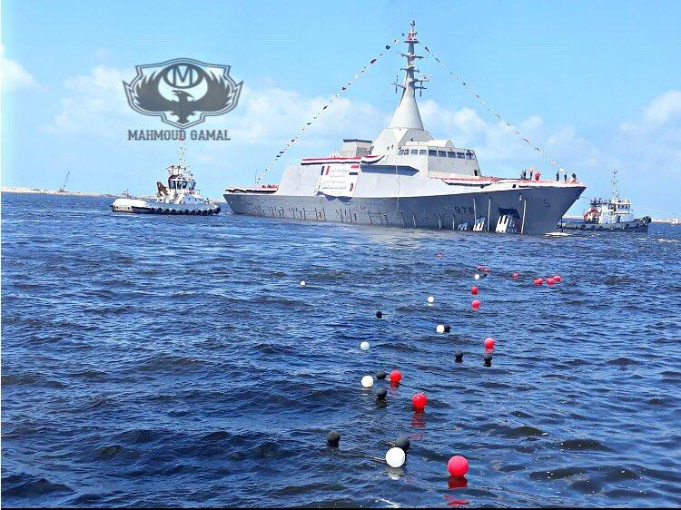 كورفيتات Gowind 2500 لصالح البحرية المصرية  - صفحة 2 DmafyOjX0AMD2cw