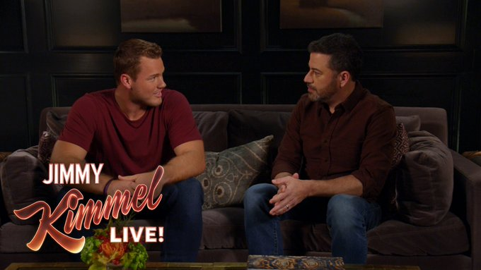Kimmel - Bachelor 23 - Colton Underwood - Media - SM - Discussion - *Sleuthing Spoilers*  DmahsEMUwAEoEjJ