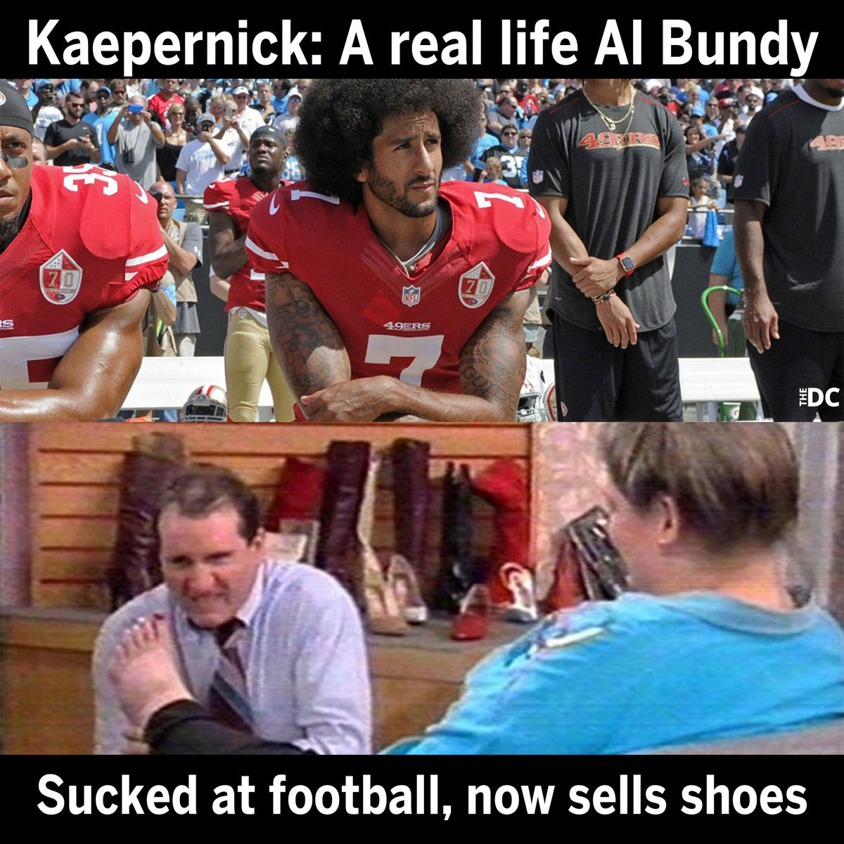 Thedonald Win On Twitter Don T Disgrace Al Bundy Like This
