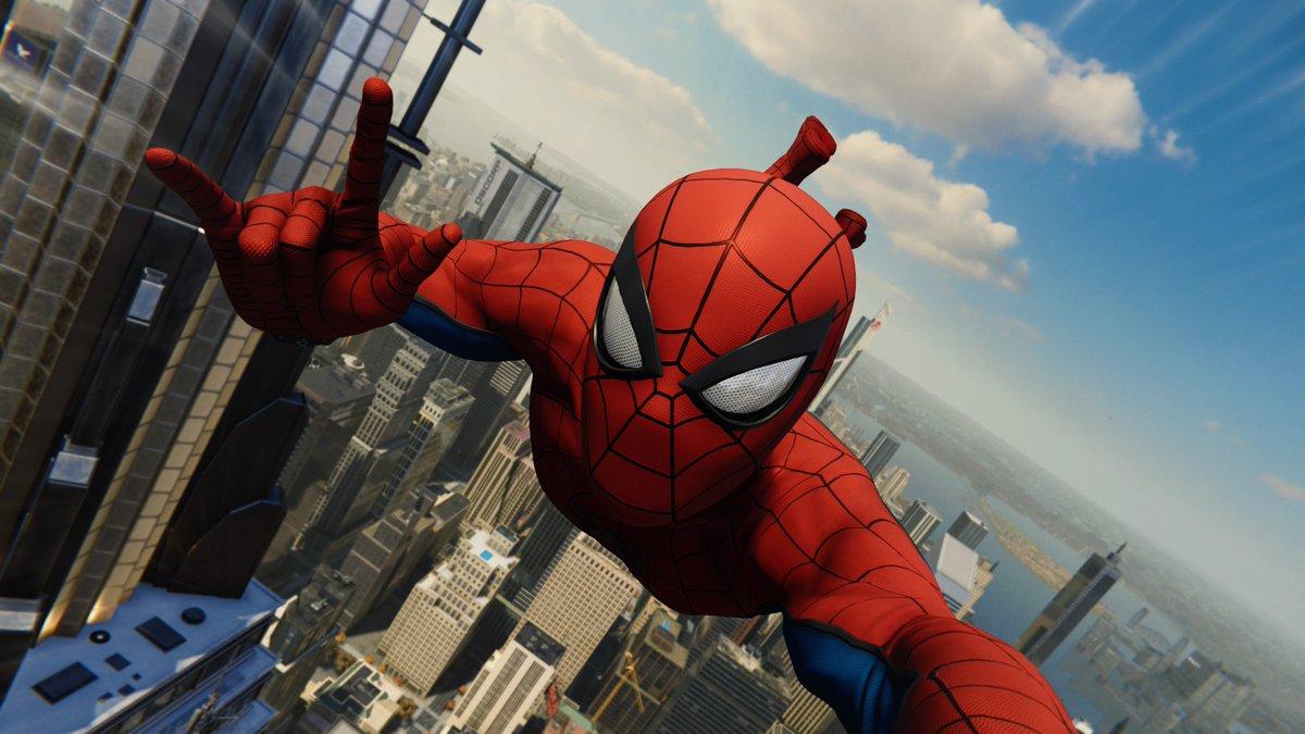 Spider Man  DmajqYVWwAA-tfT