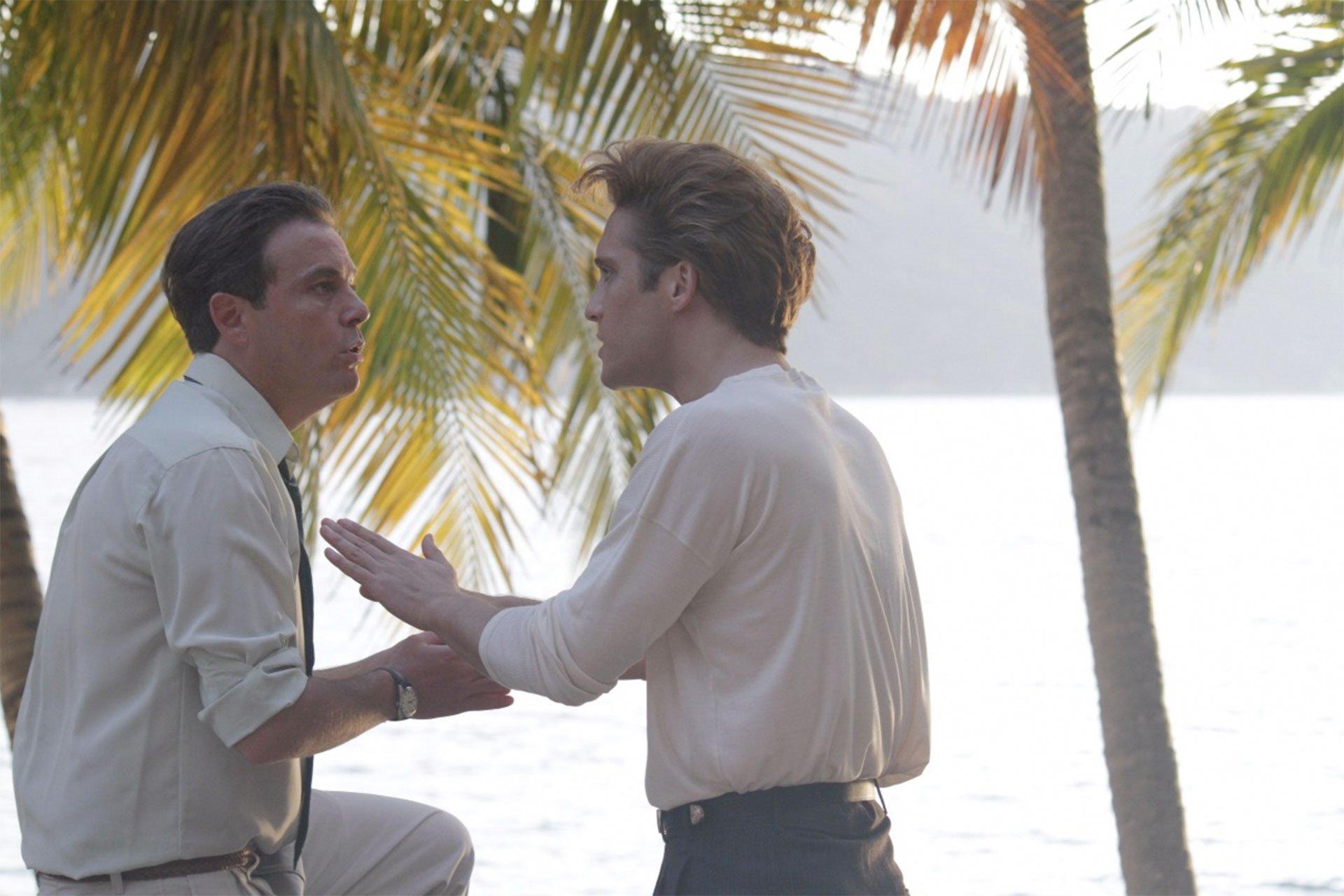 Luis Miguel la serie segunda temporada reparto