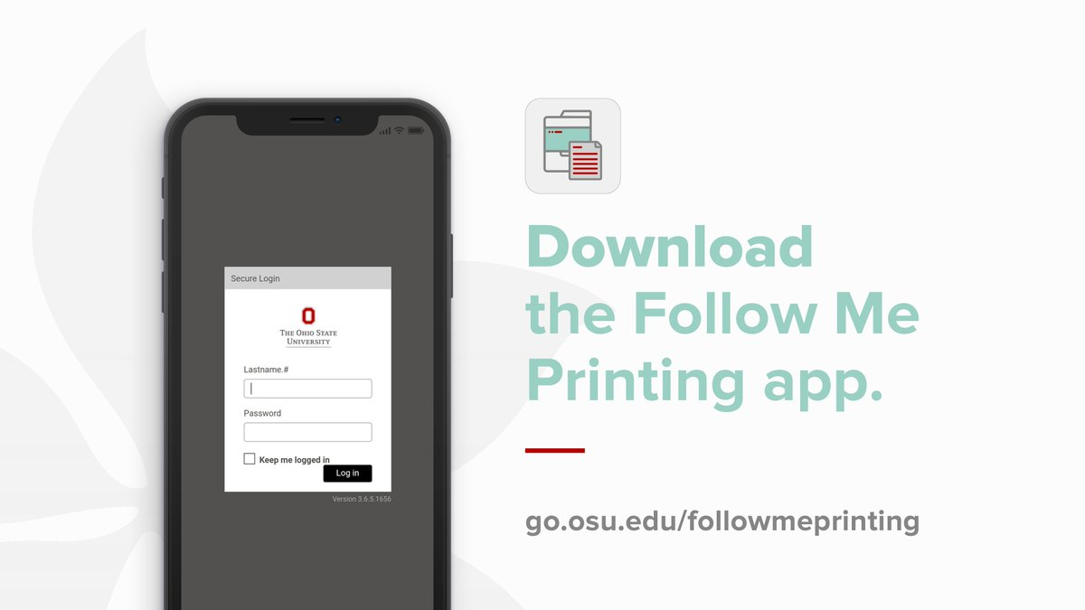 "Uniprint on twitter: ""have you download our new follow me printing."