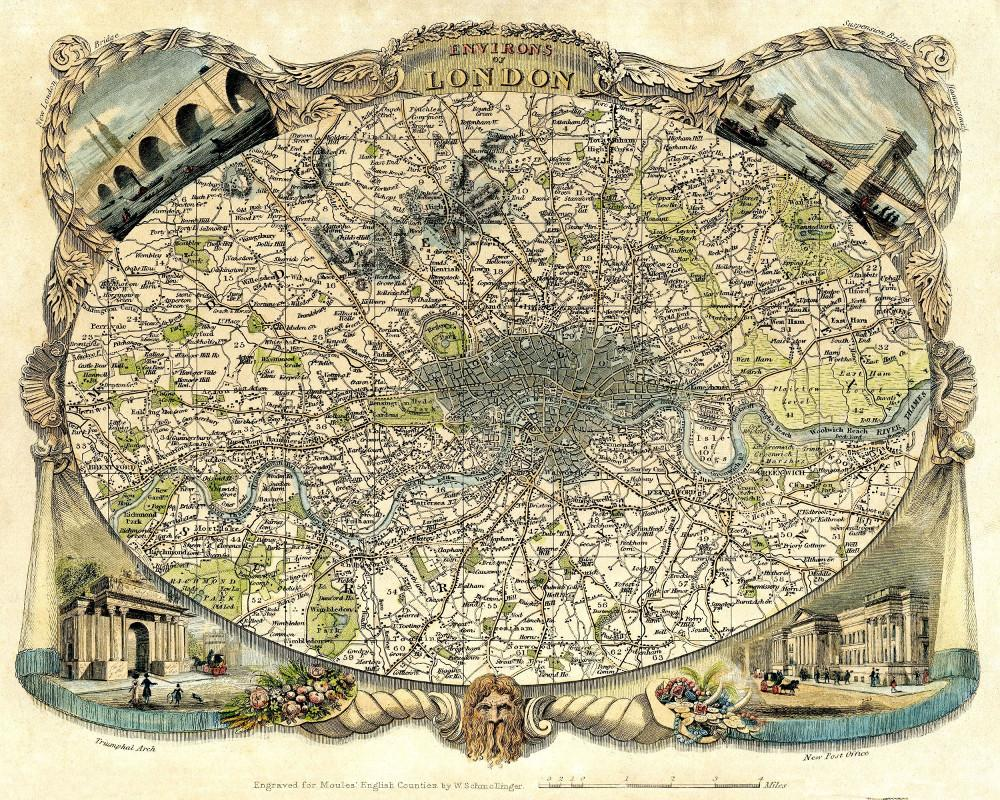 London City Map Printable.James Lucas On Twitter London City Street Map Print Vintage Poster