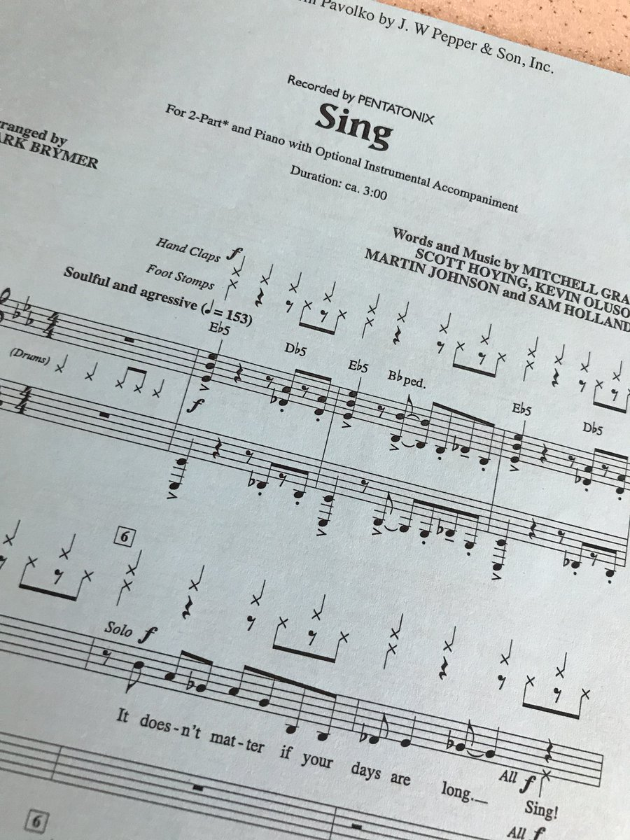 Getting prepared for our first Chorus rehearsal with our 4th and 5th graders next week!!! 🎼 <a target='_blank' href='http://search.twitter.com/search?q=PHESbulldogs'><a target='_blank' href='https://twitter.com/hashtag/PHESbulldogs?src=hash'>#PHESbulldogs</a></a> <a target='_blank' href='http://twitter.com/APS_HankHenry'>@APS_HankHenry</a> <a target='_blank' href='http://twitter.com/APSArts'>@APSArts</a> <a target='_blank' href='http://search.twitter.com/search?q=apsartsgreat'><a target='_blank' href='https://twitter.com/hashtag/apsartsgreat?src=hash'>#apsartsgreat</a></a> <a target='_blank' href='https://t.co/vRpR3cbSrh'>https://t.co/vRpR3cbSrh</a>