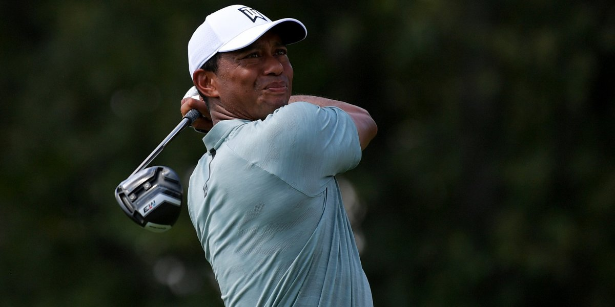 TaylorMade Golf's photo on Tiger