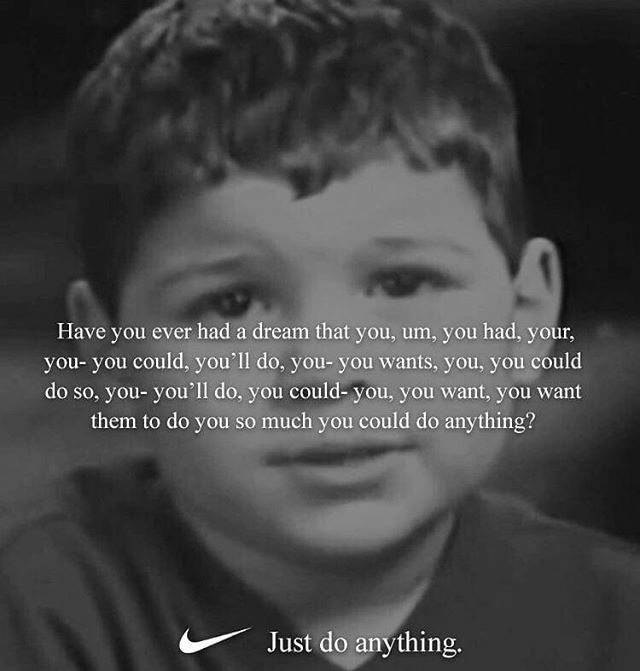 Nike Memes have been rampant with terrible examples and bigotry, but this one in particular leaves hope for this Meme! . . . . . #meme #memes #dankmemes #dank #dankmeme #mememoney #memeeconomics #memeeconomy #memefolio #memeinvestment #comedy #funny #spo…