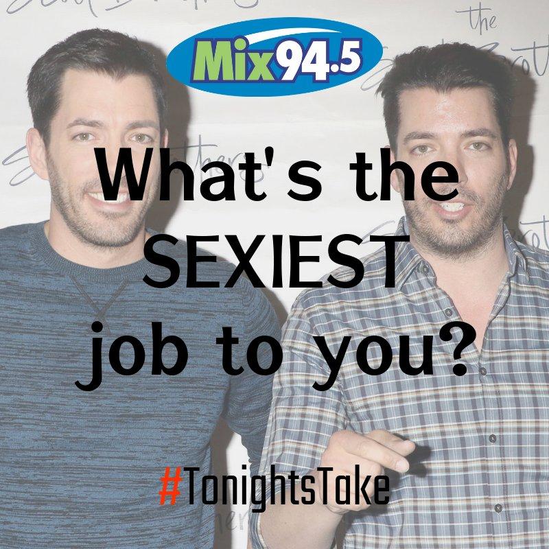 Sexiest careers