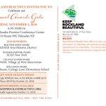 Image for the Tweet beginning: #KeepRocklandBeautiful Annual Awards Gala is